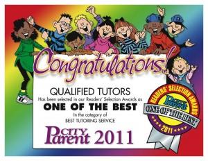 Best Tutorial Service 2011